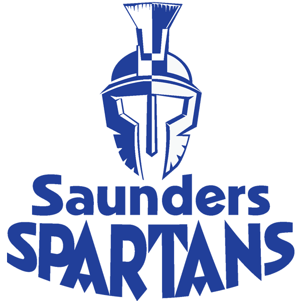 Saunders Spartans logo